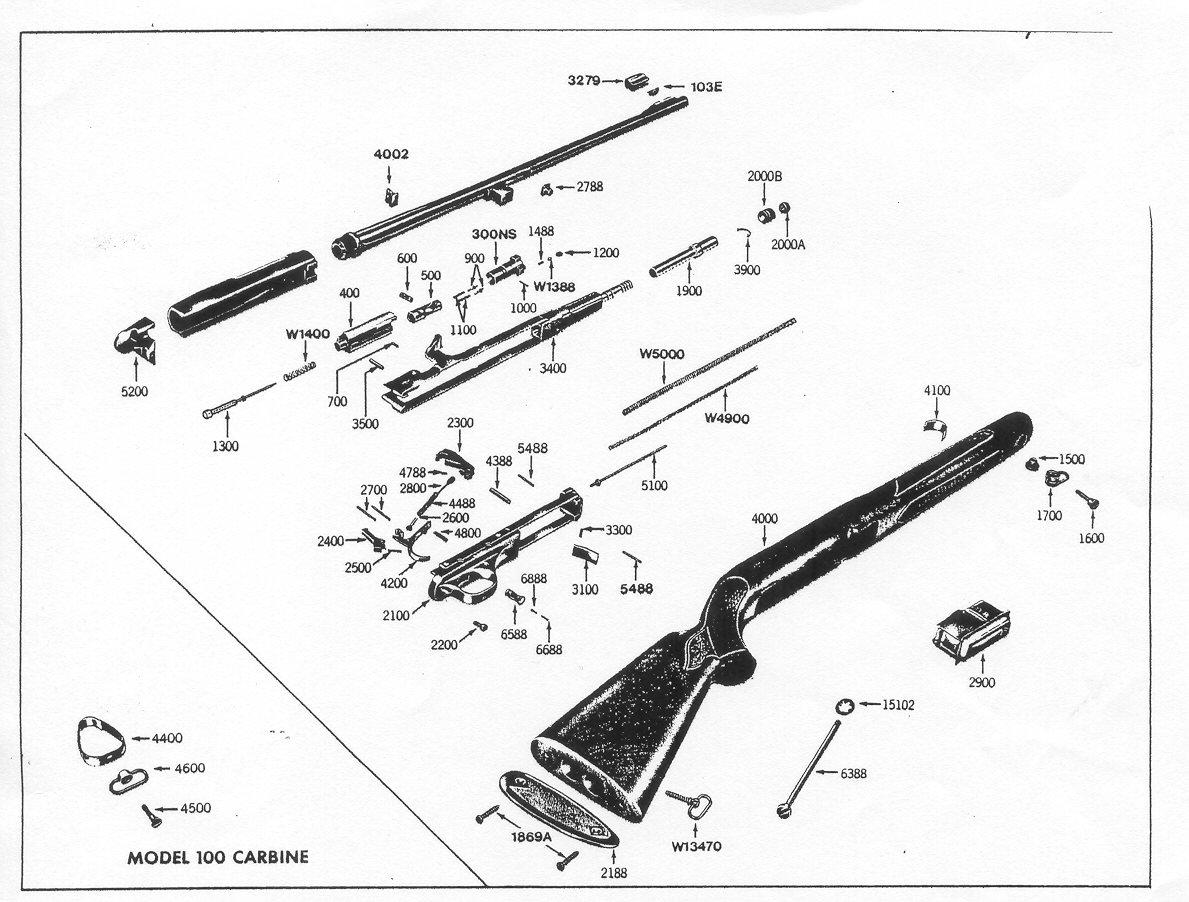 winchester bob u0026 39 s gun shop  gun parts for many winchester models winchester levera action rifle